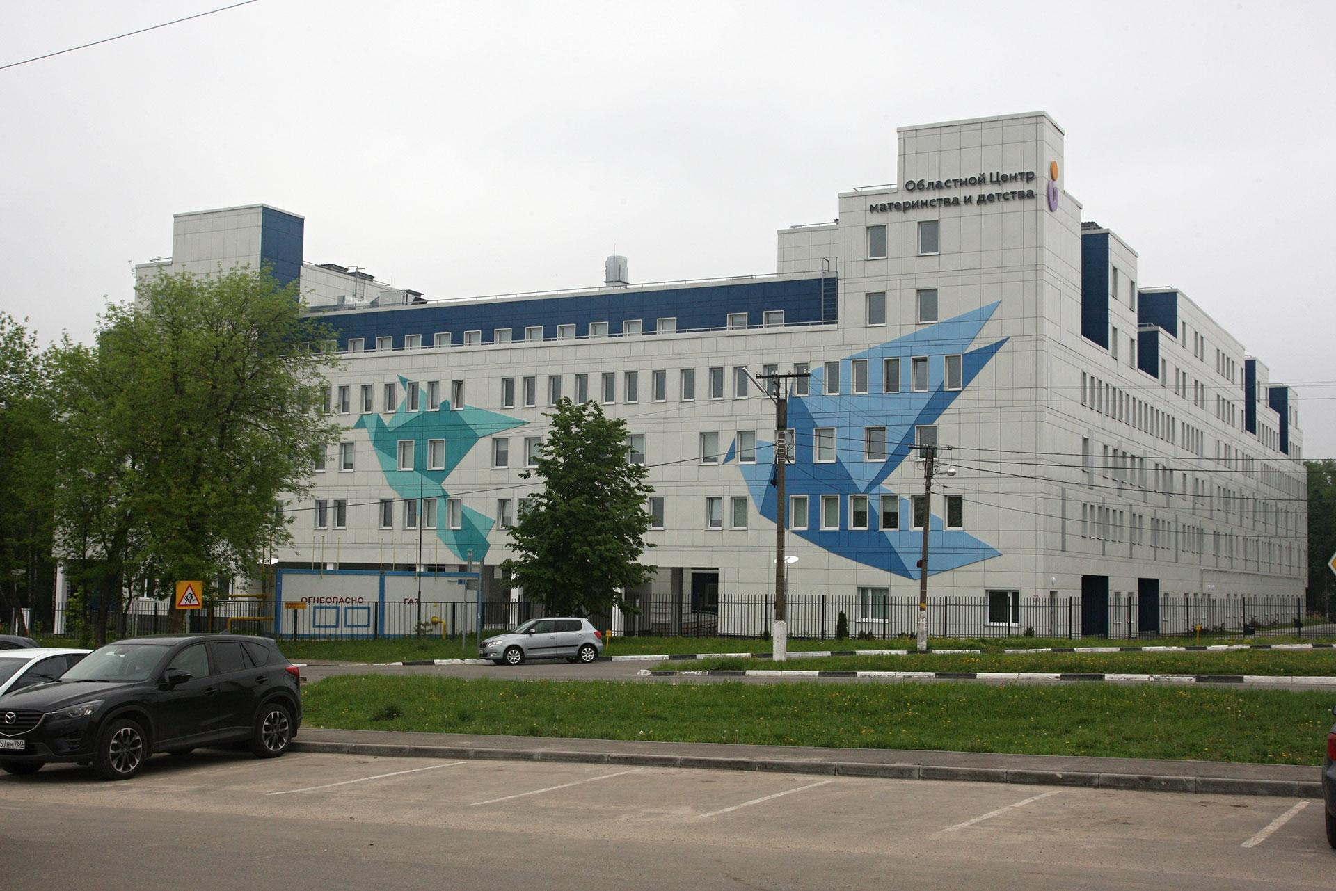 Центр материнства и детства, Коломна